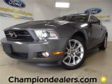 2011 Sterling Gray Metallic Ford Mustang V6 Premium Coupe #59981019
