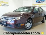 2012 Bordeaux Reserve Metallic Ford Fusion S #59981010