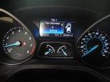 2012 Ford Focus Titanium Sedan Gauges