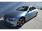 2009 Blue Water Metallic BMW 3 Series 328i Convertible #59980982