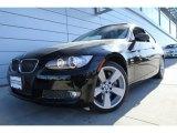 2009 Jet Black BMW 3 Series 335xi Coupe #59980968