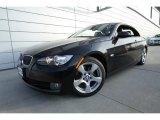 2009 Black Sapphire Metallic BMW 3 Series 328i Convertible #59980961
