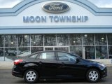 2012 Black Ford Focus S Sedan #60009406