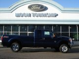 2012 Dark Blue Pearl Metallic Ford F250 Super Duty XLT SuperCab 4x4 #60009405
