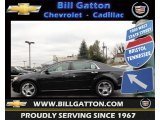 2012 Black Granite Metallic Chevrolet Malibu LT #60009737