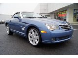 2006 Aero Blue Pearl Chrysler Crossfire Limited Roadster #60009376