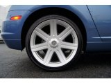 2006 Chrysler Crossfire Limited Roadster Wheel