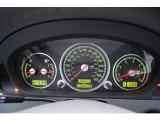 2006 Chrysler Crossfire Limited Roadster Gauges