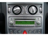 2006 Chrysler Crossfire Limited Roadster Audio System