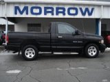 2004 Black Dodge Ram 1500 SLT Regular Cab #60009354