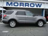 2011 Sterling Grey Metallic Ford Explorer XLT 4WD #60009348