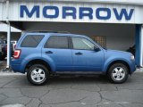2009 Sport Blue Metallic Ford Escape XLT 4WD #60009347