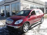 2010 Red Jewel Tintcoat Buick Enclave CXL AWD #60009346