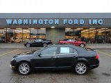 2010 Tuxedo Black Metallic Ford Fusion SEL V6 AWD #60009520