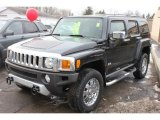 2009 Black Hummer H3  #60009661