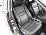 2010 Honda CR-V EX-L Black Interior