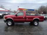 2001 Ford F350 Super Duty XL Regular Cab 4x4 Data, Info and Specs