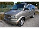 2004 Chevrolet Astro LS Passenger Van Front 3/4 View