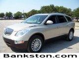 2011 Gold Mist Metallic Buick Enclave CXL #60009230