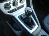 2012 Ford Focus SE Sedan 5 Speed Manual Transmission