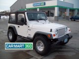 2006 Stone White Jeep Wrangler X 4x4 #60045581