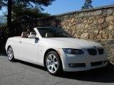 2009 Alpine White BMW 3 Series 335i Convertible #60045204