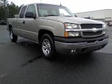 2003 Light Pewter Metallic Chevrolet Silverado 1500 LT Extended Cab #60045557