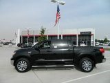 2012 Black Toyota Tundra Texas Edition CrewMax #60045178