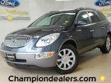 2011 Cyber Gray Metallic Buick Enclave CXL #60045164