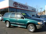 1996 Ford Explorer Deep Emerald Green Metallic
