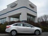 2012 Ingot Silver Metallic Ford Focus SEL Sedan #60045151