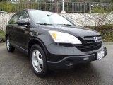 2008 Nighthawk Black Pearl Honda CR-V LX #60045123
