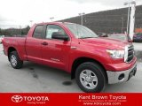 2012 Barcelona Red Metallic Toyota Tundra Double Cab 4x4 #60045811
