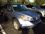 2010 Glacier Blue Metallic Honda CR-V EX #60045120