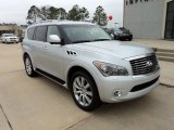 Infiniti QX 2012 Data, Info and Specs