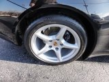 2007 Porsche 911 Carrera 4 Coupe Wheel