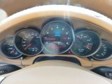 2007 Porsche 911 Carrera 4 Coupe Gauges
