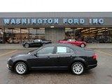 2011 Tuxedo Black Metallic Ford Fusion SEL V6 #60045451