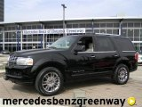 2008 Black Lincoln Navigator Limited Edition #60045061
