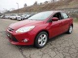 2012 Red Candy Metallic Ford Focus SE Sport 5-Door #60045032