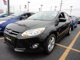 2012 Tuxedo Black Metallic Ford Focus SE Sport Sedan #60045025
