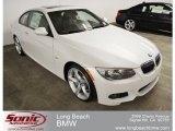 2012 Mineral White Metallic BMW 3 Series 335i Coupe #60045390