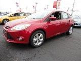 2012 Red Candy Metallic Ford Focus SE Sport 5-Door #60045005