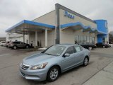 2012 Celestial Blue Metallic Honda Accord LX Premium Sedan #60045672