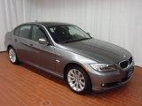 2011 Space Gray Metallic BMW 3 Series 328i xDrive Sedan #60111240