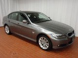 2011 Space Gray Metallic BMW 3 Series 328i xDrive Sedan #60111239