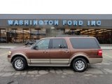 2011 Golden Bronze Metallic Ford Expedition EL XLT 4x4 #60111626