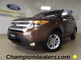 2011 Golden Bronze Metallic Ford Explorer XLT #60111236