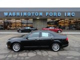 2010 Tuxedo Black Metallic Ford Fusion SEL V6 #60111624