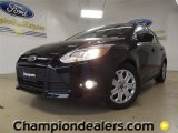 2012 Black Ford Focus SE 5-Door #60111215